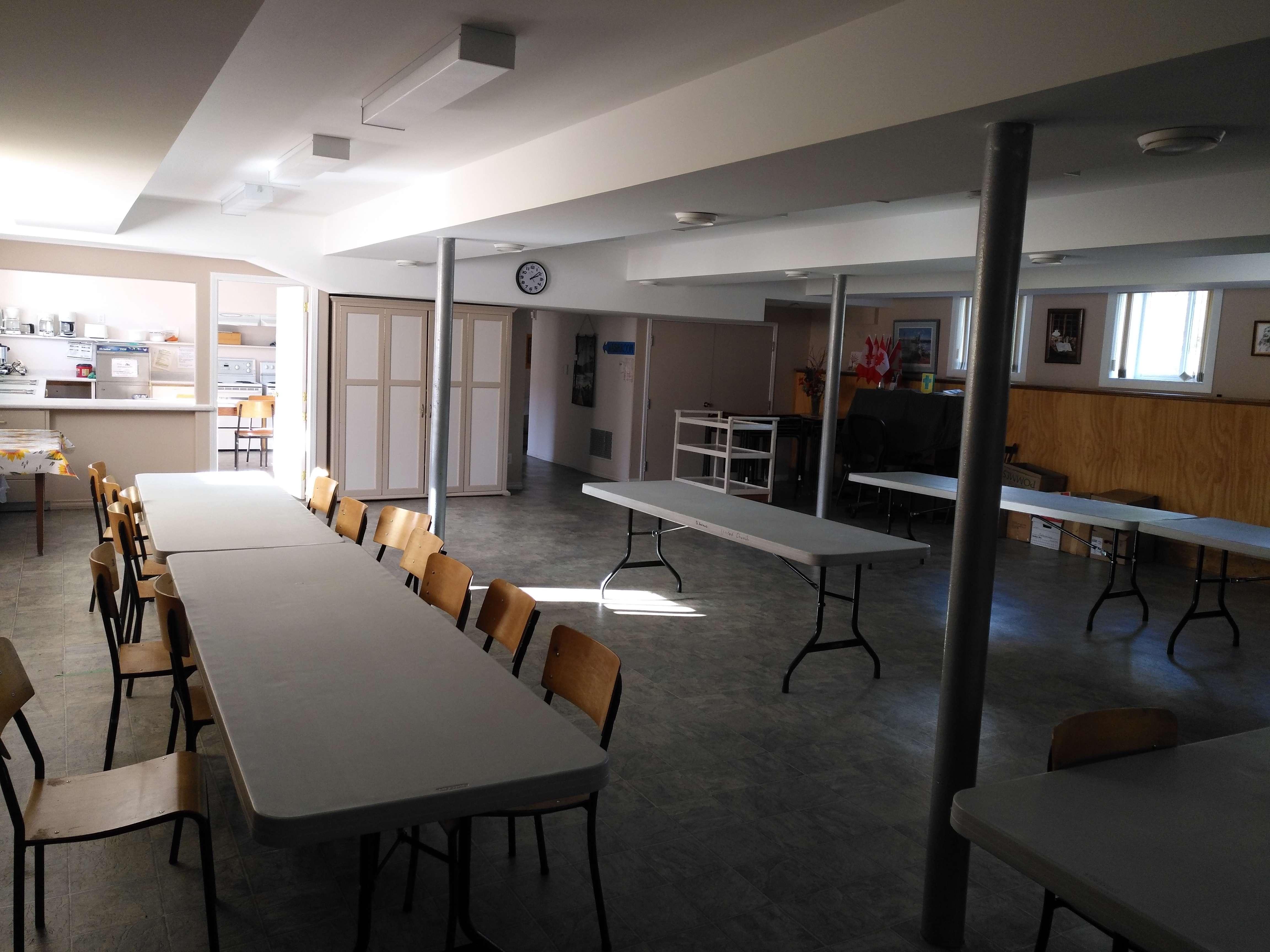 Multipurpose Dining Hall